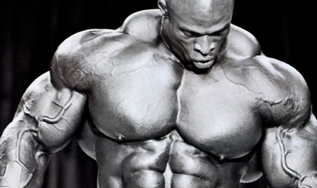 2003 Mr. Olympia Ronnie Coleman